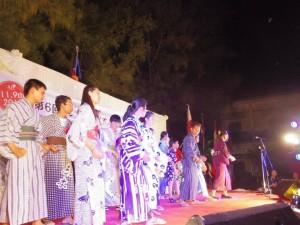 日本人会盆踊り